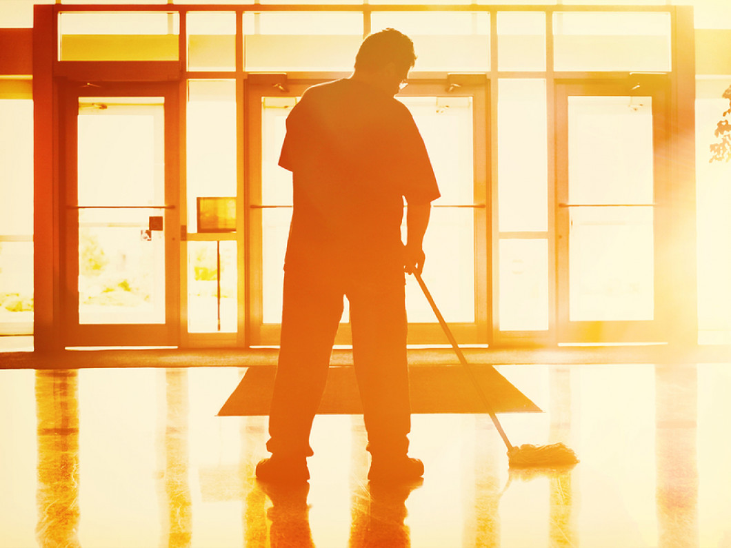 Hire a Detail-Oriented Janitorial Service by calling Magic Mop Cleaning Services